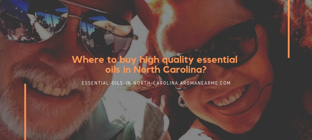 Where to buy high quality essential oils in North Carolina?